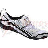 Pantofi ciclism Shimano Triathlon SH-TR32 White