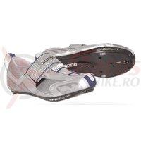 Pantofi ciclism Shimano Triathlon SH-TR50 Silver