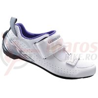 Pantofi ciclism Shimano Triathlon SH-TR500WW Ladies White