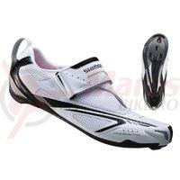 Pantofi ciclism Shimano Triathlon SH-TR60 White/Black