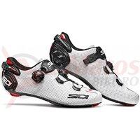 Pantofi ciclism sosea Sidi Wire 2 Carbon Air alb