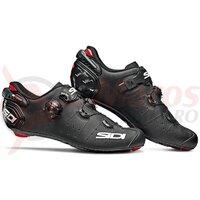 Pantofi ciclism sosea Sidi Wire 2 Carbon Matt negru