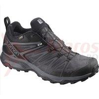 Pantofi drumetie Salomon X Ultra 3 Gore-Tex bk/magnet/quiet sha barbati