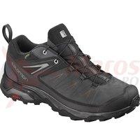 Pantofi drumetie Salomon X Ultra 3 LTR Gore-Tex phantom/magnet barbati