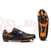 Pantofi MTB Northwave Rebel negru/orange
