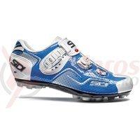 Pantofi MTB Sidi Cape Air alb/albastru