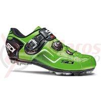 Pantofi MTB Sidi Cape verde fluo