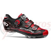 Pantofi MTB Sidi Eagle 7 negru/rosu