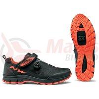 Pantofi Northwave All Ter. Corsair black/orange