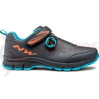 Pantofi Northwave All Terra Corsair WMN antracit