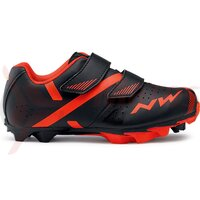 Pantofi Northwave MTB Hammer 2 Juniornegru/rosu