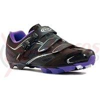 Pantofi Northwave MTB Katana SRS woman negru/violet