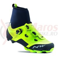Pantofi Northwave MTB Raptor GTX iarna galben fluo