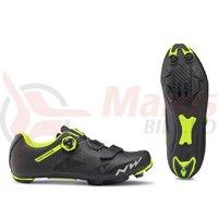 Pantofi Northwave MTB Razer negru/galben fluo