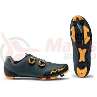Pantofi Northwave MTB Rebel 2 antracit/orange