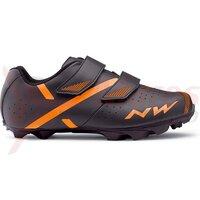 Pantofi Northwave MTB Spike 2 antracit/orange