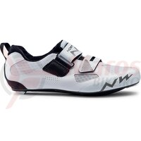 Pantofi Northwave Triat. Tribute 2 alb/negru