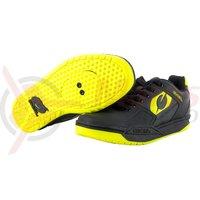 Pantofi O'Neal Pinned Pro Spd hi-viz negru/galben neon