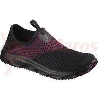 Pantofi Salomon RX Moc 4.0 black/bk/potent pur femei
