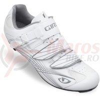 Pantofi sosoea Giro Solara alb/argintiu dame