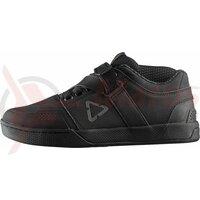 Papuci Leatt Dbx 4.0 Mtb Clip Shoes Black 2020
