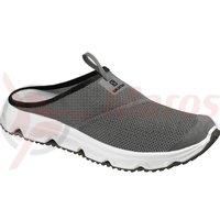 Papuci Salomon RX Slide 4.0 castor gray/wh/beluga femei