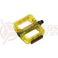 Pedale Cube RFR Junior galbene