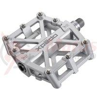 Pedale magnesium Xpedo MX-Force 3 platforma gri/argintiu