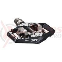 Pedale Shimano Deore XT PD-M8120 SPD placute SM-SH51 ambalat ind.