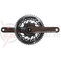 Pedalier Sram Red AXS D1 Quarq DUB Powermeter w/oDUB-bear.,175mm 50-37T 12v.