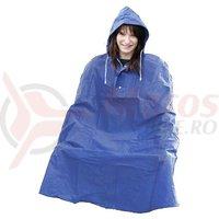 Pelerina ploaie Ventura albastra