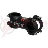 Pipa CROSSER XCS101 28.6mm 31.8*70mm +/-7 negru/rosu