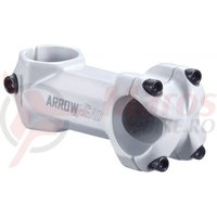 Pipa Funn Arrow XC Alu.7050-T73 31,8mm ridicare 5 120mm alba
