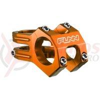 Pipa Funn Funnduro Full CNC 31,8mm L35mm portocalie