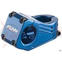 Pipa Funn Rippa DJ 31,8mm ridicare+7 L45mm albastra