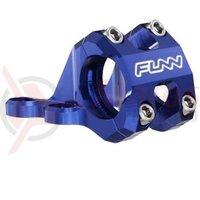 Pipa Funn RSX Light mont.directa R.S.Boxxer 31,8mm ridicare+30 albastru anodizat