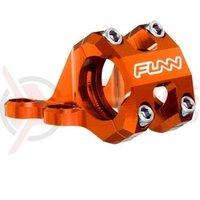 Pipa Funn RSX Light mont.directa R.S.Boxxer 31,8mm ridicare+30 portocaliu anodizat