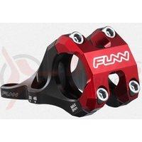 Pipa Funn RSX Light mont.directa R.S.Boxxer 31,8mm ridicare+35  45mm&50mm negru/rosu anodizat