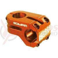 Pipa Funn Soljam 31,8mm ridicare+/-10 L50mm portocaliu anodizat