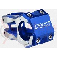 Pipa Funn Strippa 31,8mm ridicare+0 L45mm albastru anodizat