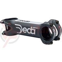 Pipa Race Deda Zero 2 31,8x100mm unghi 83 grade negru mat