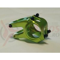 Pipa Zoom Tequila TDS-RD605-8 alu 3D forjat 35mm ridicare -12 L40mm verde anodizat