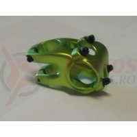 Pipa Zoom Tequila TDS-RD605-8Fov alu 3D forjat 31,8mm ridicare -12 L40mm verde anodizat