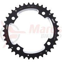 Placa pedalier BBB MTBGear comp. 2x10 Sram XX 38T/120 mm C