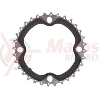 Placa pedalier Shimano FCM660 32T 4 suruburi