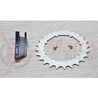 Placa Truvativ HammerSchmidt Chain Ring / Guide 24T Kit