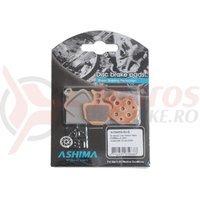 Placute frana Ashima Formula Oro AD0403 sintered