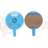 Placute frana CONTEC DiscStop+ CBP-640 organic Promax DKS-200/200S/400/400E/400S/610/610J - Xnine