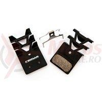 Placute frana disc Fibrax ASH995F Shimano XTR/XT/SLX/Alfine(2011) semi-metalice