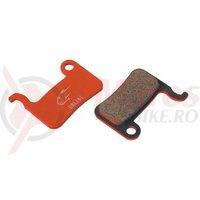 Placute frana Jagwire 'Lite' compatibile Shimano XTR(M965,M966,Saint M800,XT 765,SLX M665,LX 585,Deore M 545,M 535,R-50,DCA 707